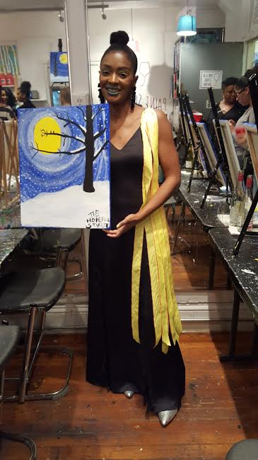 hope-morgan-birthday-celebration-at-paint-and-sip