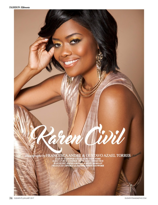 karen-civil-ellements-magazine-january-2017