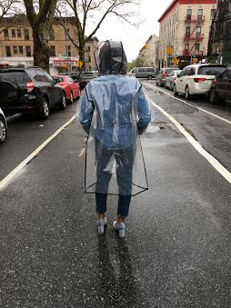 Hope-Morgan-Denim-Day-back-raincoat